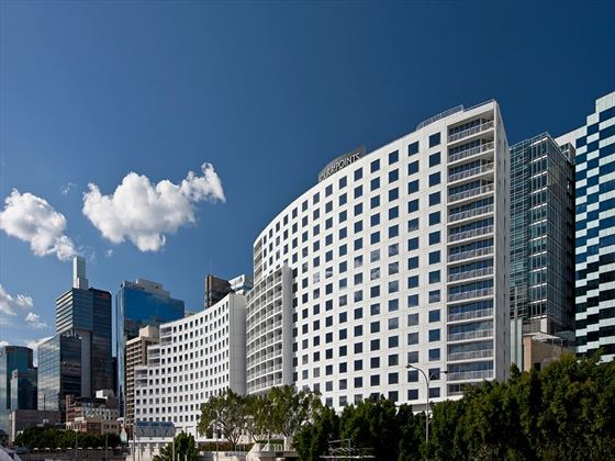 Exterior view of Four Points by Sheraton Darling Harbour