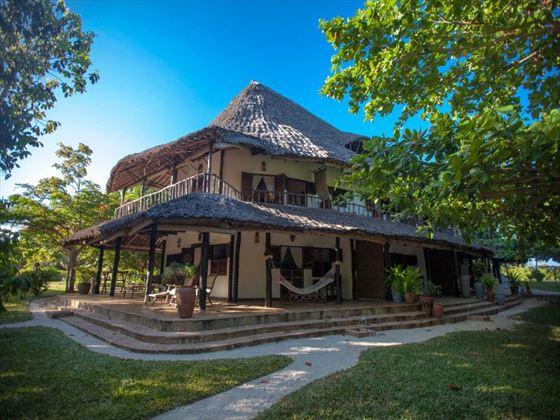 Exterior view of Kinondo Kwetu