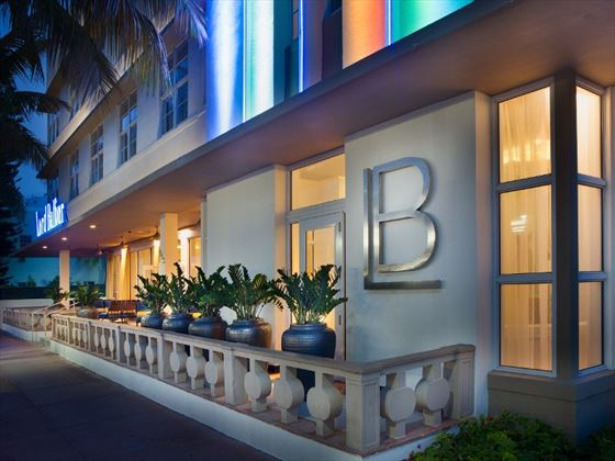 Exterior view of Lord Balfour South Beach