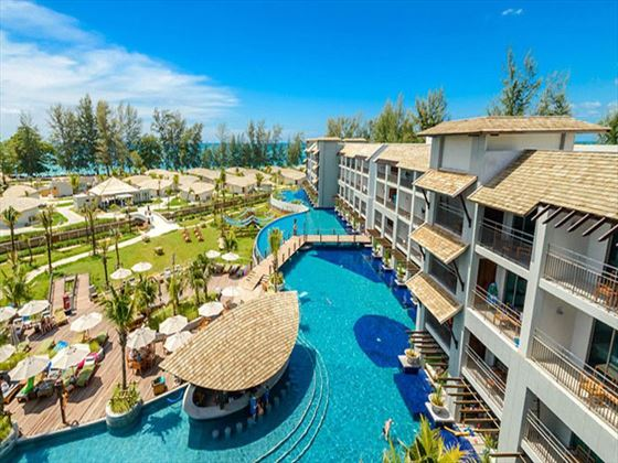 Exterior view of Mai Khaolak Beach Resort & Spa