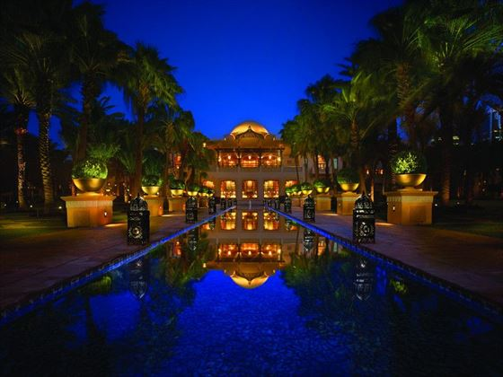 Exterior view of One&Only Royal Mirage The Palace
