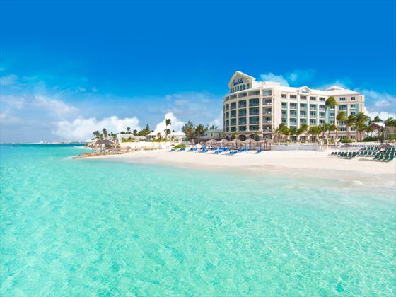 Exterior view of Sandals Royal Bahamian Spa Resort