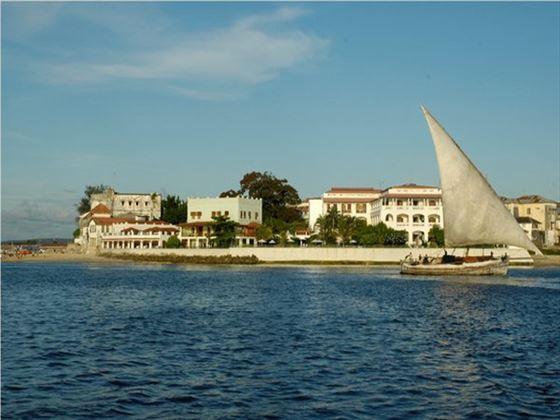 Exterior view of Zanzibar Serena