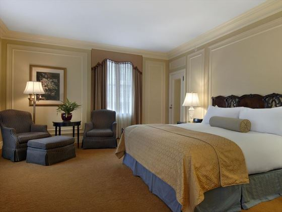 Fairmont Hotel Vancouver, Fairmont Gold Suite