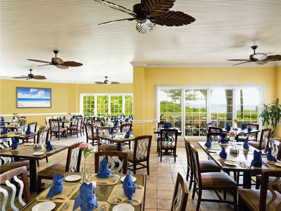 Ferdinand's restaurant at Westin Grand Cayman Seven Mile Beach Resort