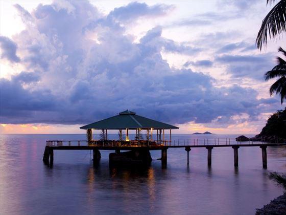 Coco de Mer Fisherman's Wharf