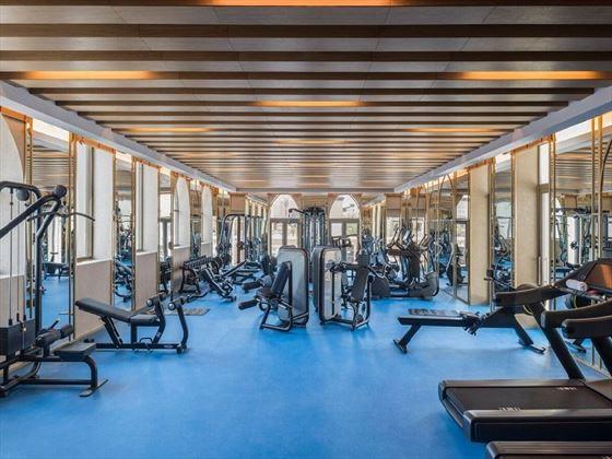 Fitness Centre, Rixos Saadiyat Island
