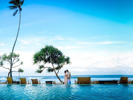 the fortress galle sri lanka indian ocean wedding tropical sky