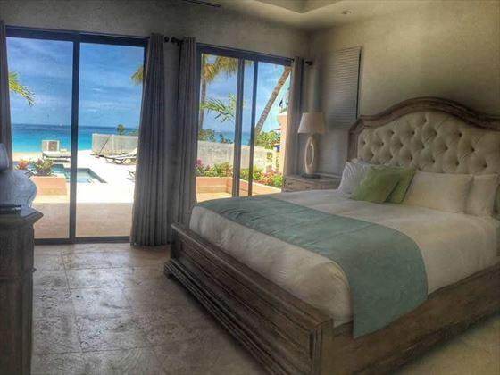Seaview Room at Frangipani Beach Hotel