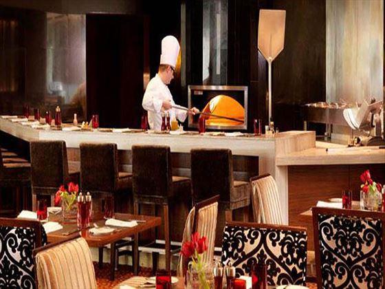 Frankie's restaurant at Fairmont Bab Al Bahar