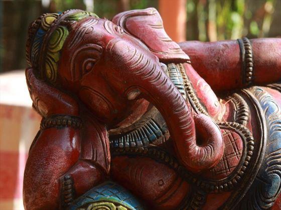 Statue in Goa