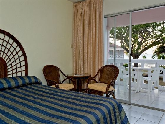 Garden View room at St Lucian by Rex Resorts