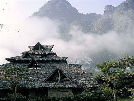 Elephant Camp - Elephant Hills, Khao Sok National Park