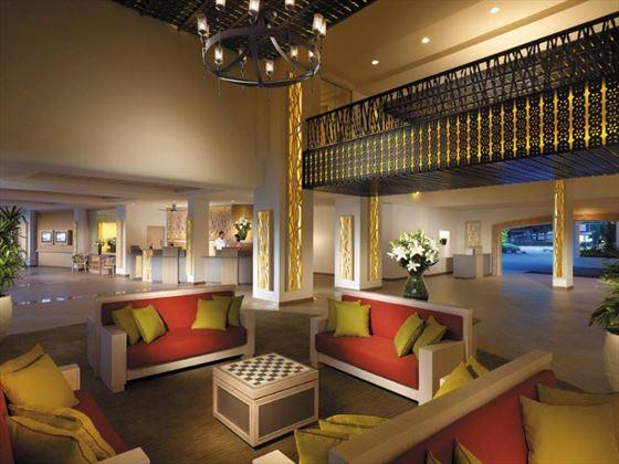 Golden Sands Resort by Shangri-La reception