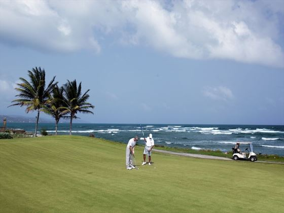 Golf at Magdalena Grand Beach Resort