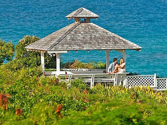 Romance in Antigua
