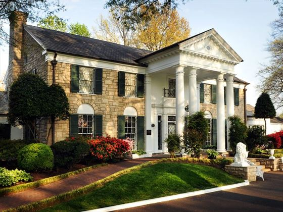 Graceland, home of Elvis Presley
