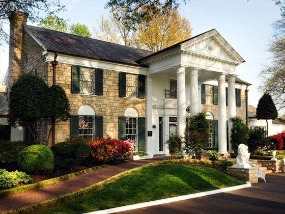Graceland, home of Elvis Presley