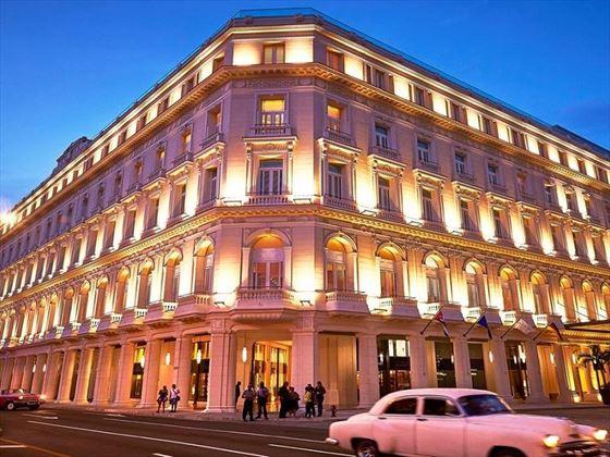 Gran Hotel Manzana Kempinski exterior