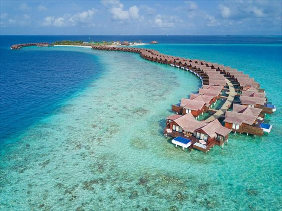 Water Villas at Grand Park Kodhipparu