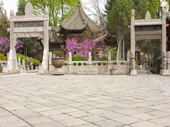 Great Mosque in Xi'an
