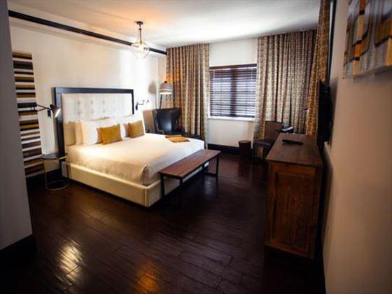 Guestroom at Hotel Croydon