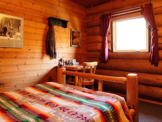 Halfway Lodge Bedroom