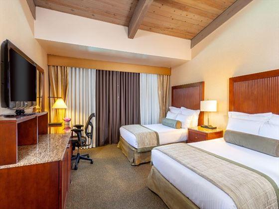 Standard Room at Handlery Hotel
