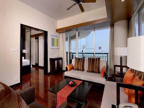 Hilton Hua Hin Resort & Spa living room