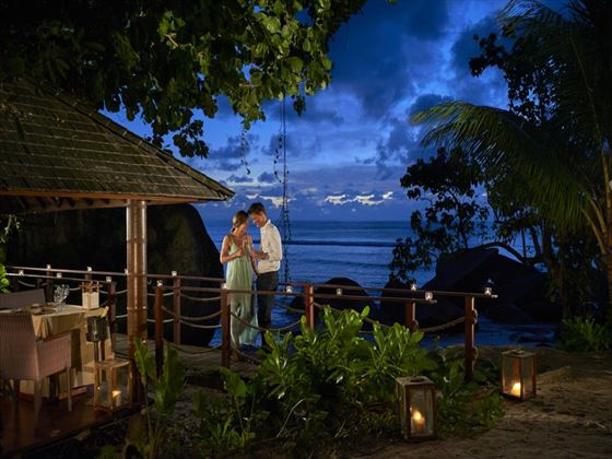 Special honeymoon moments at the Hilton Seychelles Northolme