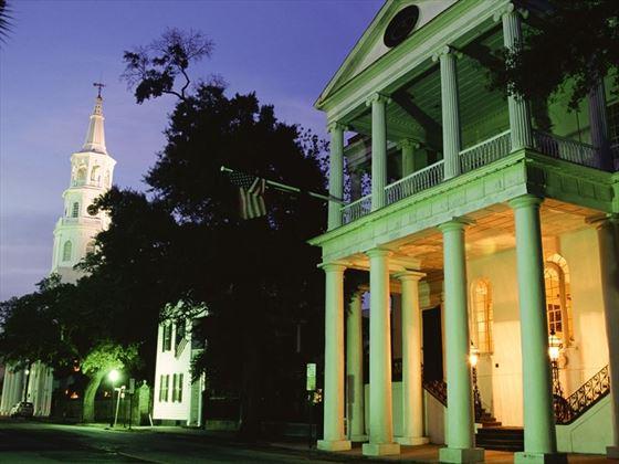 Historic Main Street Charleston