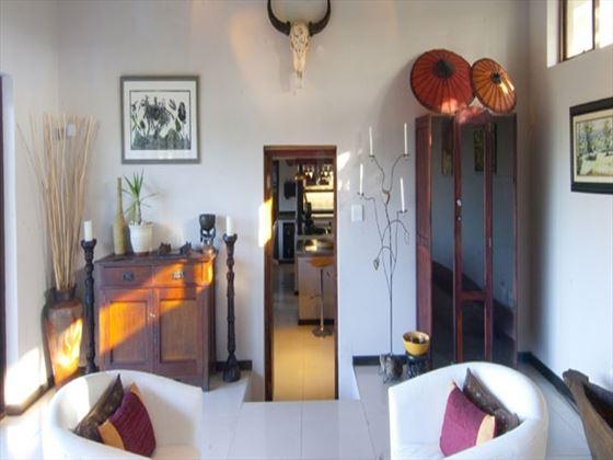 Hog Hollow lounge area