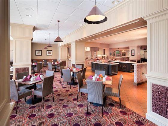 Holiday Inn Fisherman's Wharf restaurant