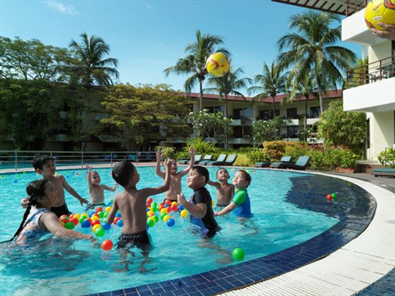 Holiday Villa Beach Resort & Spa Langkawi kids pool