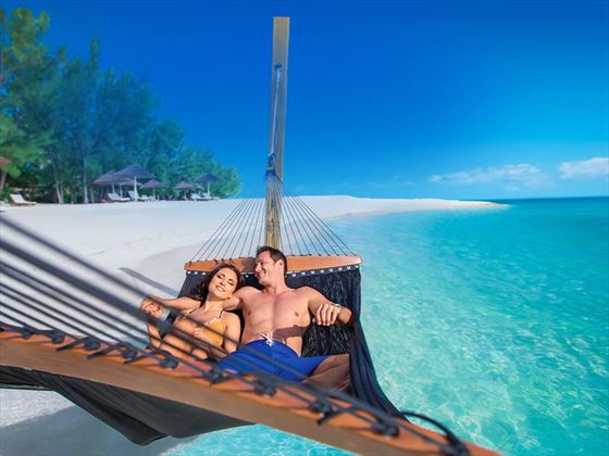 Honeymoon moments at Sandals Barbados