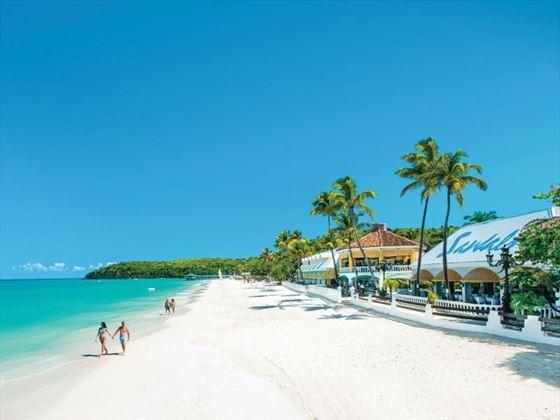 Grande Antigua beach