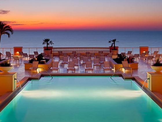 Unwind beside the Resort Pool