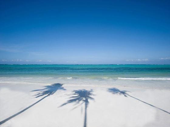Your beach at the Baraza Resort & Spa
