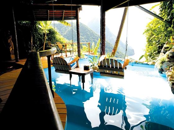 Incredible views at Ladera Resort