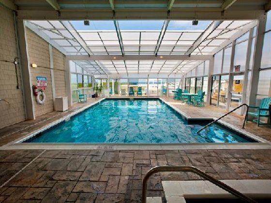 Ramada Plaza Nags Head Hotel Swimming Pool, North Carolina