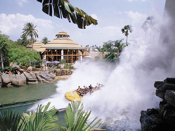 Jurassic Park River Adventure® at Universal's Islands of Adventure®