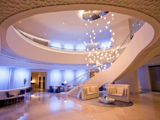JA Ocean View Lobby