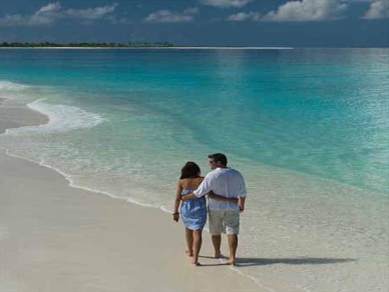 Honeymoon times at JA Manafaru