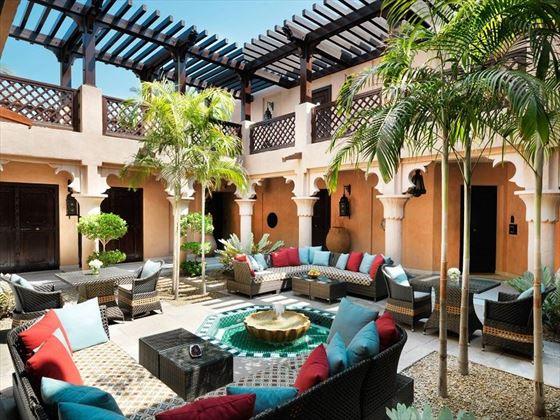 Jumeirah Dar Al Masyaf, Madinat Jumeirah - Arabian summerhouse courtyard