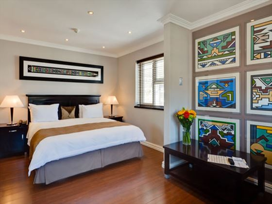 Junior Suite at Protea Hotel Sea Point