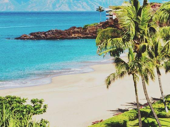 Kaanapali Beach, Hawaii