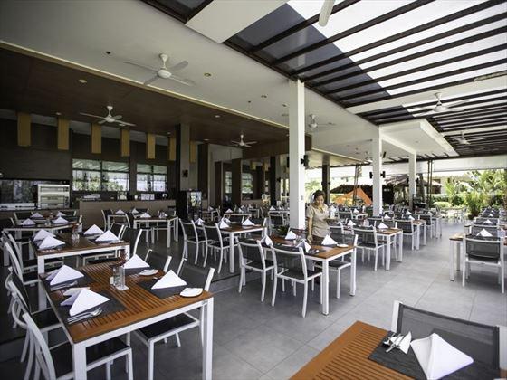 Cafe Andaman at Kantary Beach Hotel Khao Lak