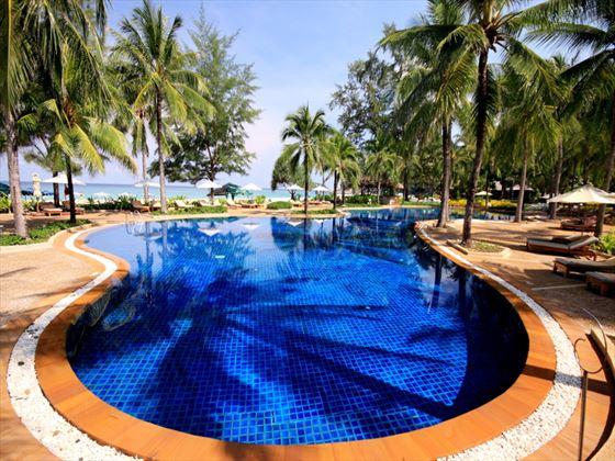 Kata Noi pool at Katathani Phuket Beach Resort Hotel