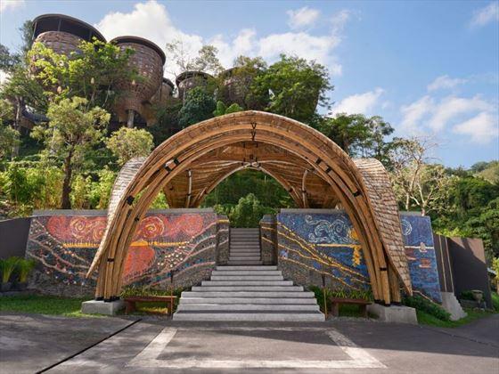 Keemala entrance