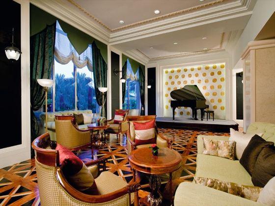 Kempinski Hotel Ajman lobby